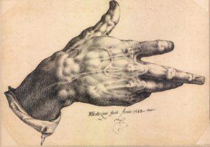Goltzius Print