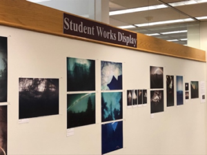 student display wall