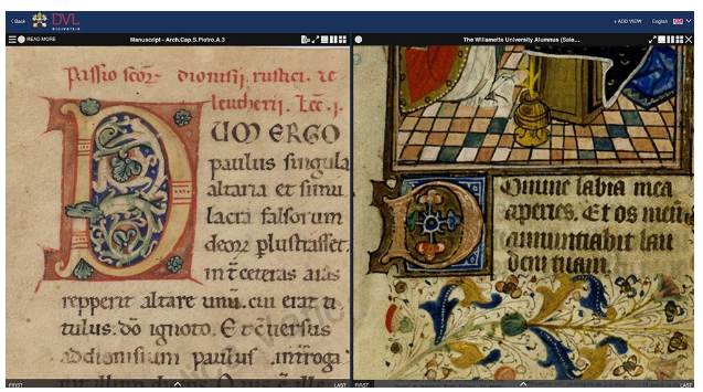 Digital Vatican Library Book