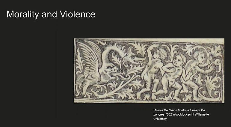 Morality and Violence