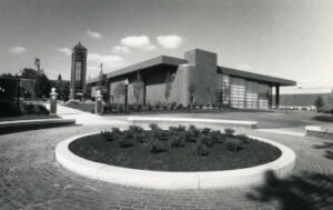 Hatfield Library in 1986