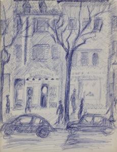 Parsons Sketch
