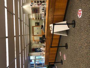 Circulation Desk