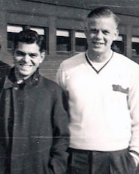Bud Reynolds and Ken Jacobson